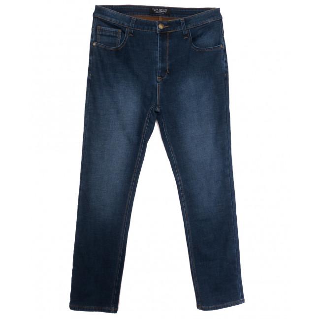 1079 Mаrk Walker джинсы мужские батальные на флисе синие зимние стрейчевые (36-44, 8 ед.) Mark Walker: артикул 1115736