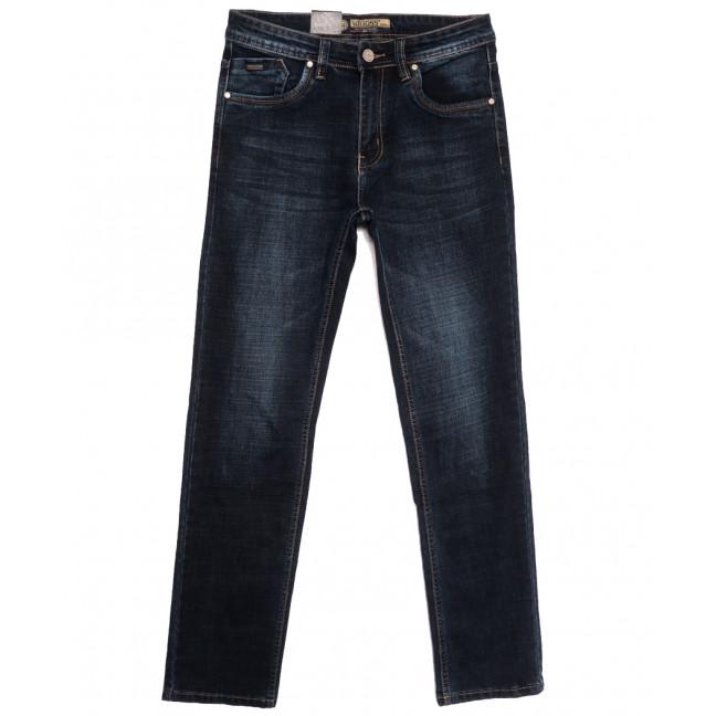 2116 Megoss джинсы мужские синие осенние стрейчевые (29-38, 8 ед.) Megoss: артикул 1115831
