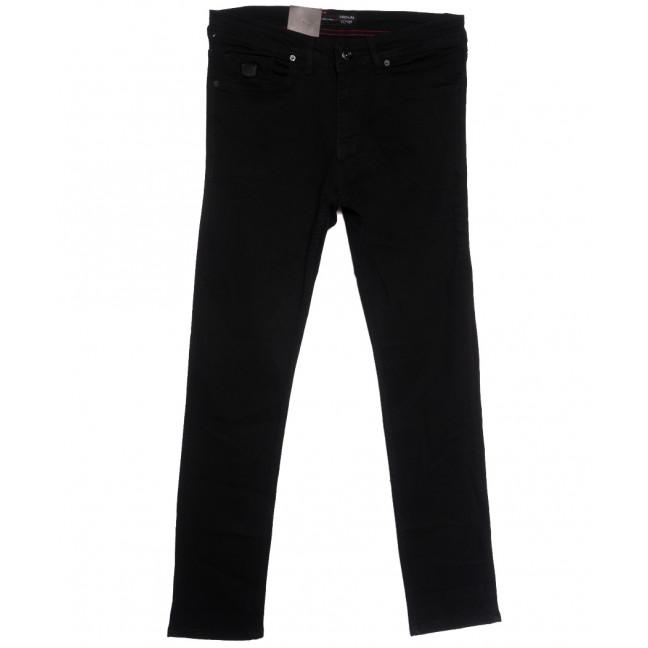 0103 Original Denim джинсы мужские полубатальные черные осенние стрейчевые (32-42, 8 ед.) Original denim: артикул 1115781