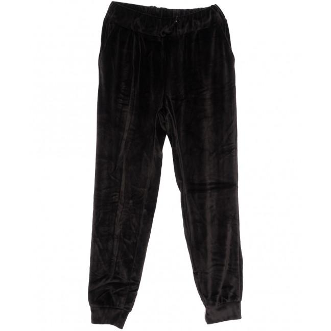 0201-44 черные Exclusive брюки женские спортивные осенние стрейчевые (42-48,норма, 4 ед.) Exclusive: артикул 1115964