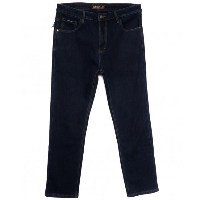 01999 T-Star джинсы мужские батальные на флисе темно-синие зимние стрейчевые (36-46, 8 ед.) T-Star: артикул 1115730