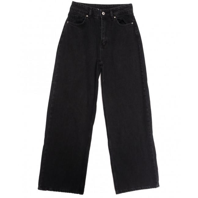 4207 джинсы женские черные осенние коттоновые (25-32, 8 ед.) Джинсы: артикул 1115913