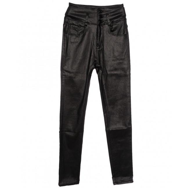 7776 Saint Wish брюки-лосины на флисе черные зимние стрейчевые (25-30, 6 ед.) Saint Wish: артикул 1115618