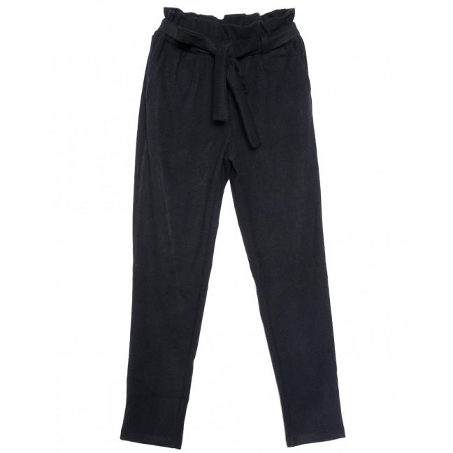 0013-42 темно-синие Exclusive брюки женские зимние стрейчевые (42-48,норма, 4 ед.) Exclusive: артикул 1115975