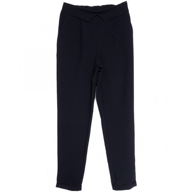 0006 темно-синие Exclusive брюки женские осенние стрейчевые (42-48,норма, 4 ед.) Exclusive: артикул 1115158