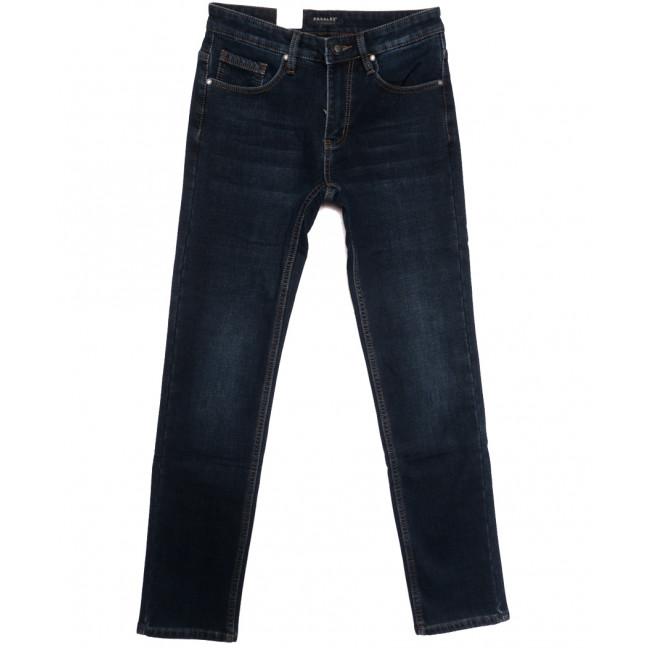 1052 Pаgalee джинсы мужские на флисе синие зимние стрейчевые (29-38, 8 ед.) Pagalee: артикул 1115715