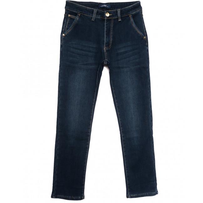 8011 Lavrs джинсы мужские на флисе синие зимние стрейчевые (29-38, 8 ед.) Lavrs: артикул 1115679