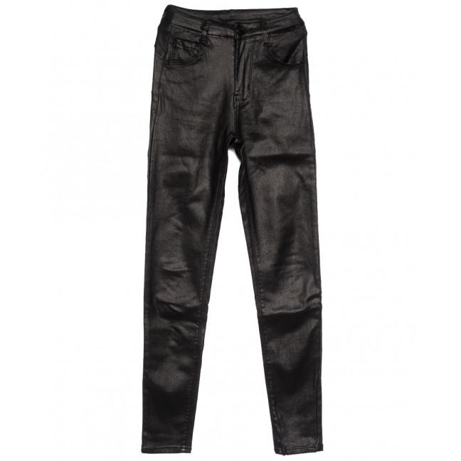 7802-1 Saint Wish брюки-лосины на флисе черные зимние стрейчевые (25-30, 6 ед.) Saint Wish: артикул 1115625