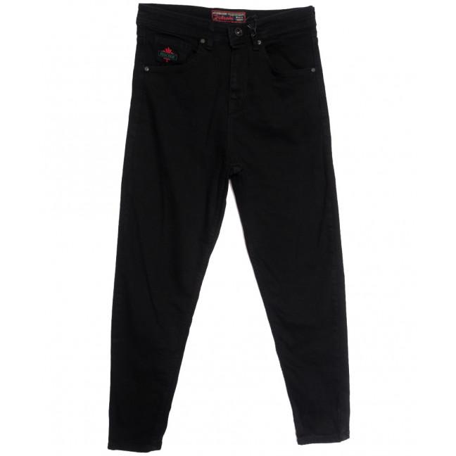 7300 Redcode джинсы мужские черные осенние стрейчевые (29-36, 8 ед.) Redcode: артикул 1115378