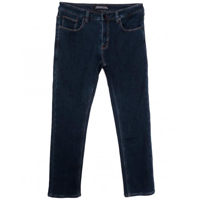 02177 Reigouse джинсы мужские полубатальные на флисе синие зимние стрейчевые (32-40, 8 ед.) REIGOUSE: артикул 1115722