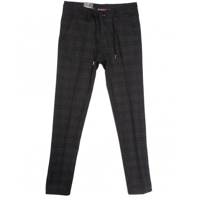 0351 серые Missouri брюки мужские осенние стрейчевые (29-34, 7 ед.) Missouri: артикул 1115932