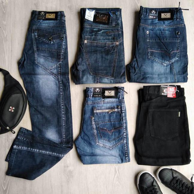 1028 Vigoocc джинсы мужские микс моделей и размеров (35 ед.) #партнер10 Vigoocc: артикул 1115022