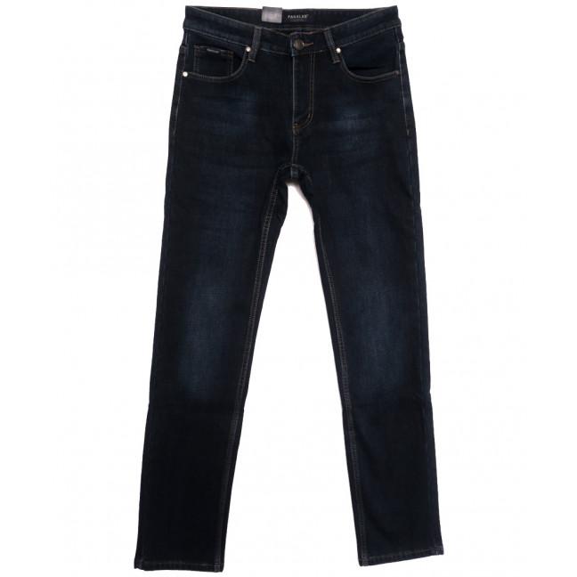 1095 Pаgalee джинсы мужские на флисе синие зимние стрейчевые (31-38, 8 ед, 36-й рост) Pagalee: артикул 1115689