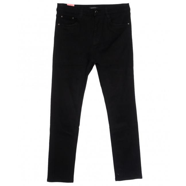 3556 Crosstyle джинсы женские батальные черные осенние стрейчевые (32-42, 6 ед.) Crosstyle: артикул 1115525