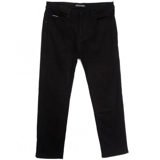 02377 Reigouse джинсы мужские батальные на флисе черные зимние стрейчевые (36-46, 8 ед.) REIGOUSE: артикул 1115734