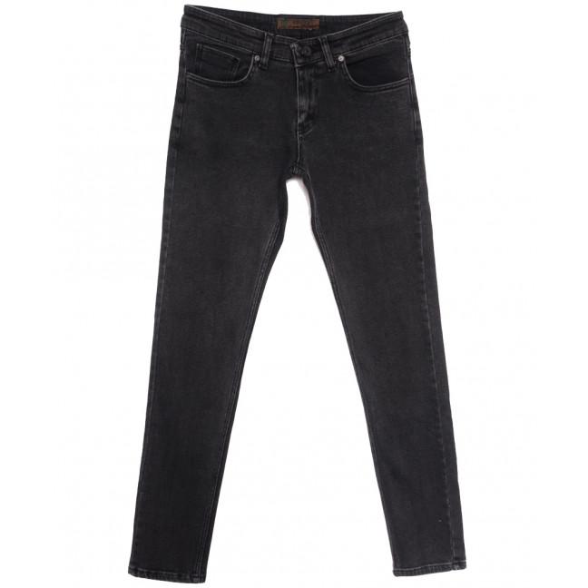 1697 Siyah Konica джинсы мужские на байке серые зимние стрейчевые (29-36, 7 ед.) Konica: артикул 1116152
