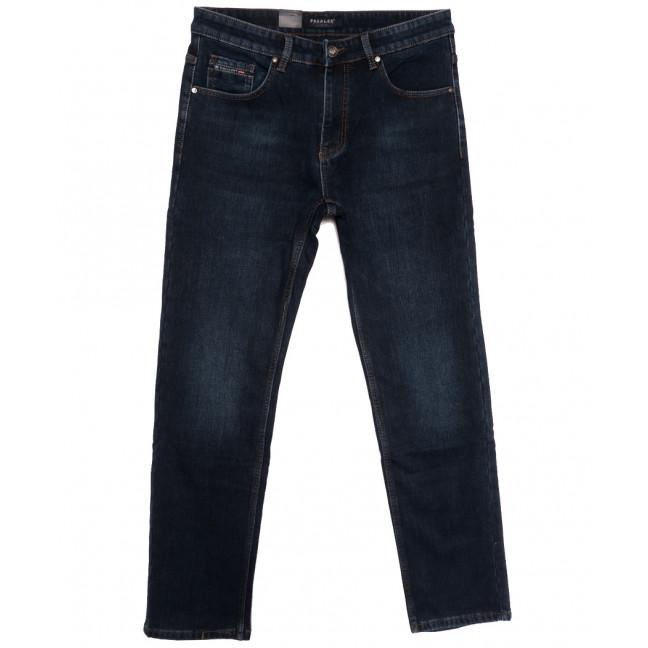 1071 Pаgalee джинсы мужские полубатальные на флисе синие зимние стрейчевые (32-36, 8 ед.) Pagalee: артикул 1115693
