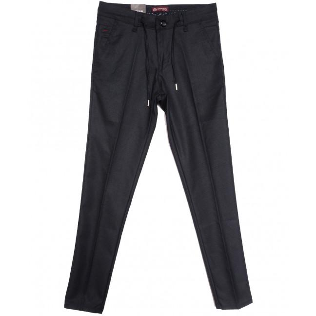 0462 темно-синие Missouri брюки мужские осенние стрейчевые (29-34, 7 ед.) Missouri: артикул 1115934