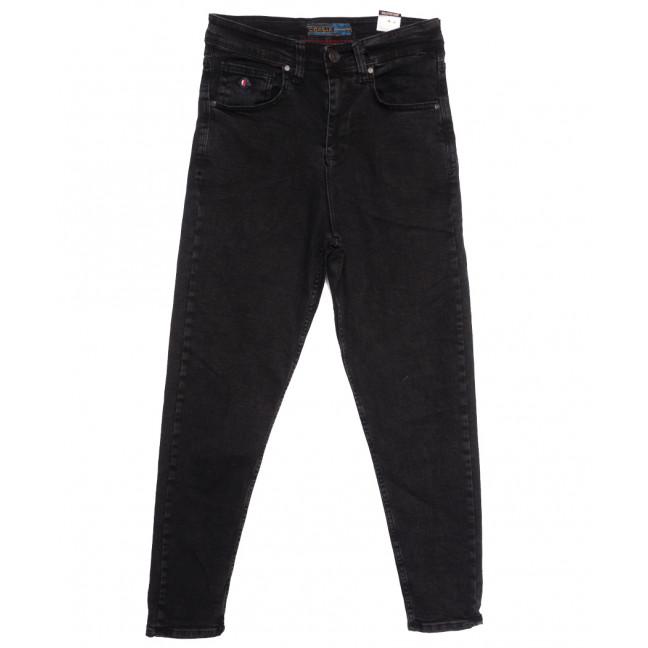 7364 Redcode мом мужской темно-серый осенний стрейчевый (30-38, 8 ед.) Redcode: артикул 1116145