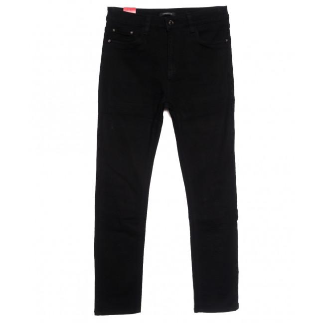 3555 Crosstyle джинсы женские батальные черные осенние стрейчевые (30-36, 6 ед.) Crosstyle: артикул 1115524