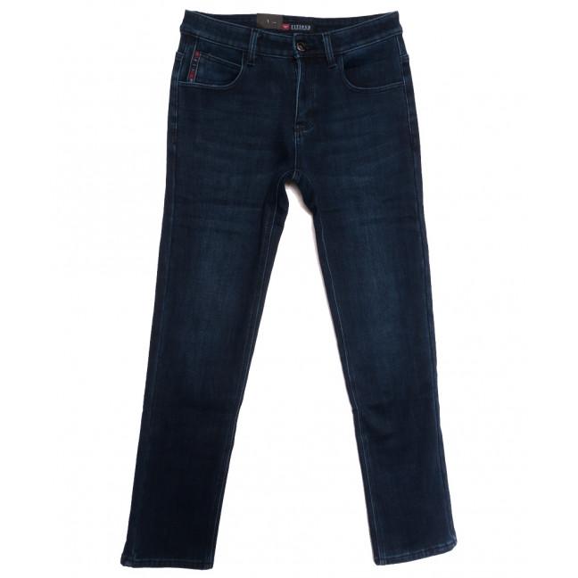 5117 Vitions джинсы мужские на флисе синие зимние стрейчевые (29-38, 8 ед.) Vitions: артикул 1115583