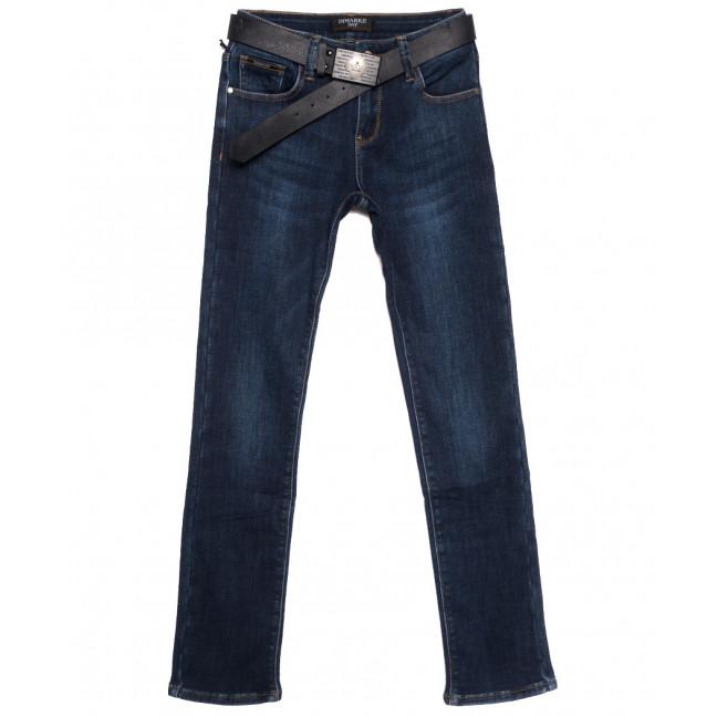 6090 Dimarkis Day джинсы женские на флисе синие зимние стрейчевые (25-30, 6 ед.) Dimarkis Day: артикул 1115810
