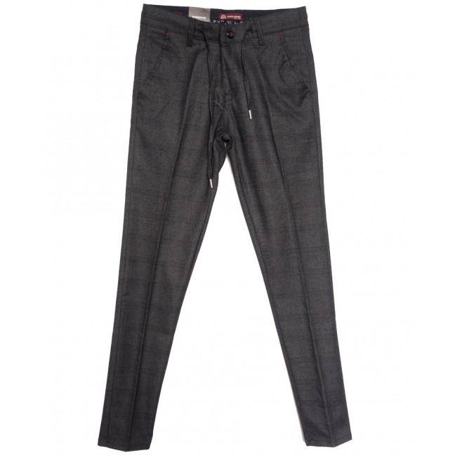 0453 серые Missouri брюки мужские осенние стрейчевые (29-34, 7 ед.) Missouri: артикул 1115938