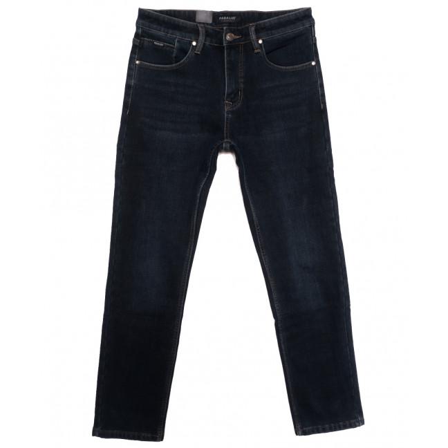 1098 Pаgalee джинсы мужские полубатальные на флисе темно-синие зимние стрейчевые (32-38, 8 ед.) Pagalee: артикул 1115700