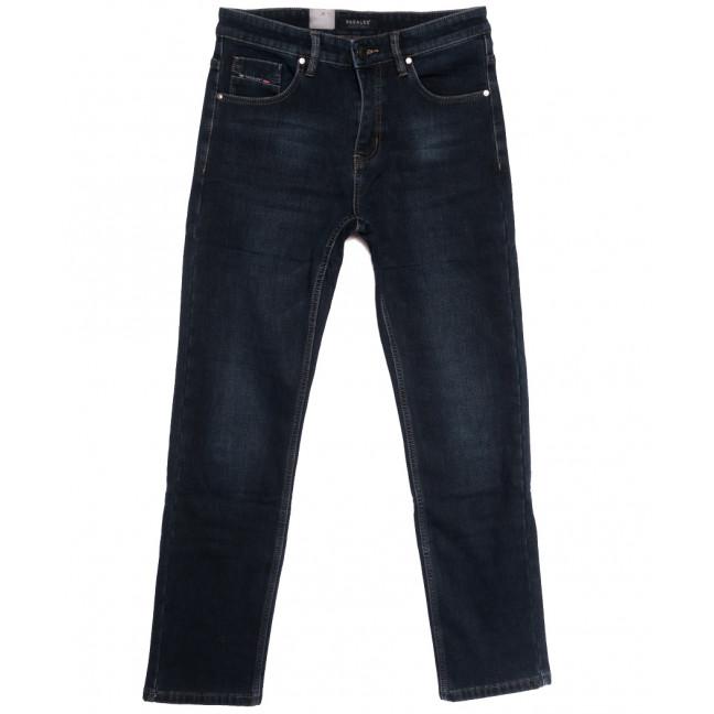 1081 Pаgalee джинсы мужские полубатальные на флисе синие зимние стрейчевые (32-36, 8 ед.) Pagalee: артикул 1115690