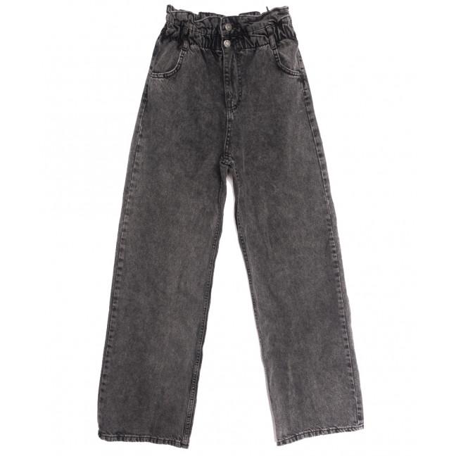 1792-4 Fume Its Basic джинсы женские серые осенние коттоновые (34-42, 6 ед.) Its Basic: артикул 1115349