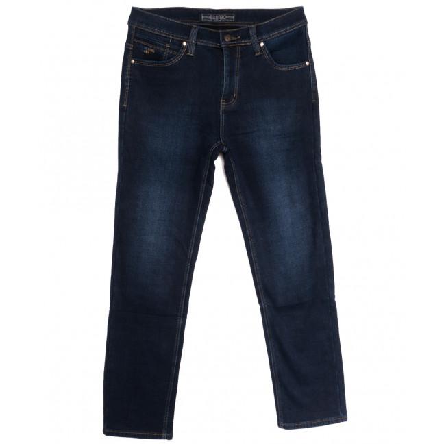 2028 Bagrbo джинсы мужские на флисе синие зимние стрейчевые (29-38, 8 ед.) Bagrbo: артикул 1115382