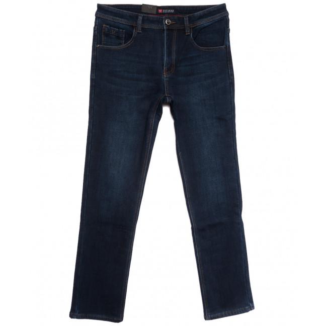 5120 Vitions джинсы мужские полубатальные на флисе синие зимние стрейчевые (32-38, 8 ед.) Vitions: артикул 1115584