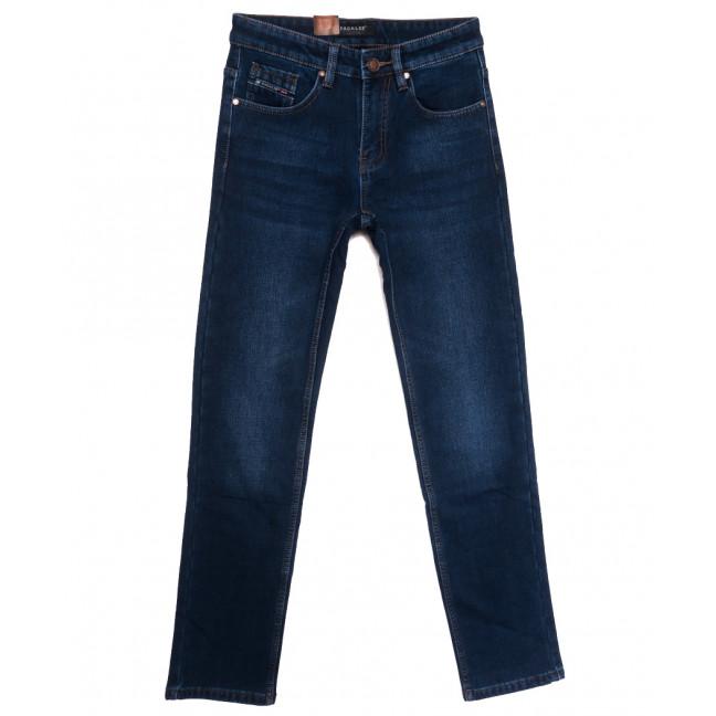 1074 Pаgalee джинсы мужские на флисе синие зимние стрейчевые (29-38, 8 ед.) Pagalee: артикул 1115702