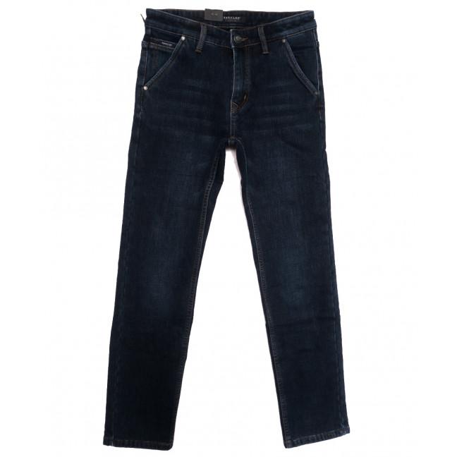 1067 Pаgalee джинсы мужские на флисе синие зимние стрейчевые (29-38, 8 ед.) Pagalee: артикул 1115699