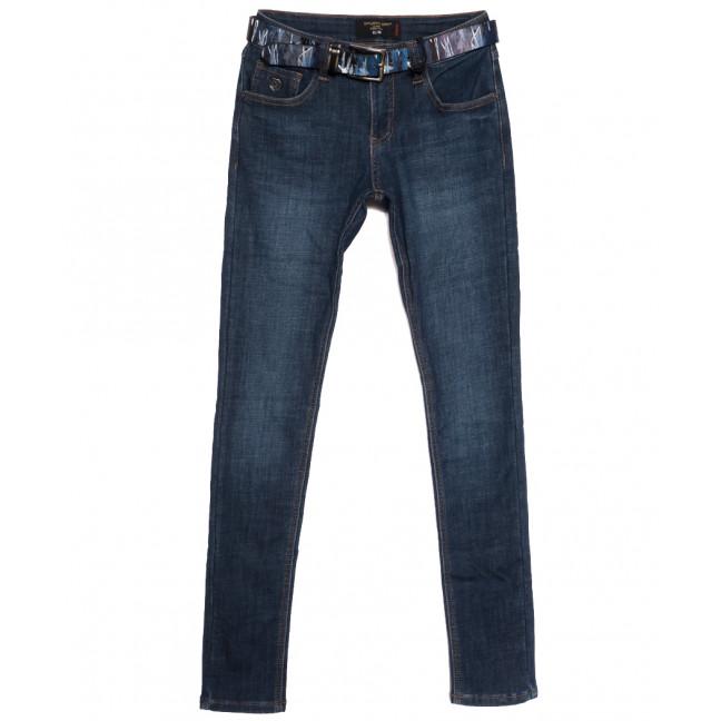 6277 Dimarkis Day джинсы женские на флисе синие зимние стрейчевые (25-30, 6 ед.) Dimarkis Day: артикул 1115814