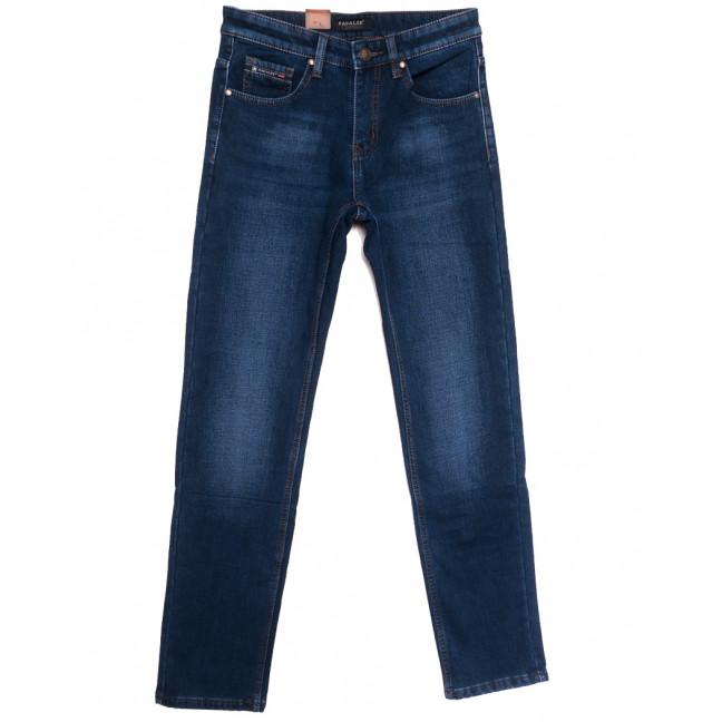 1070 Pаgalee джинсы мужские на флисе синие зимние стрейчевые (30-38, 8 ед.) Pagalee: артикул 1115709