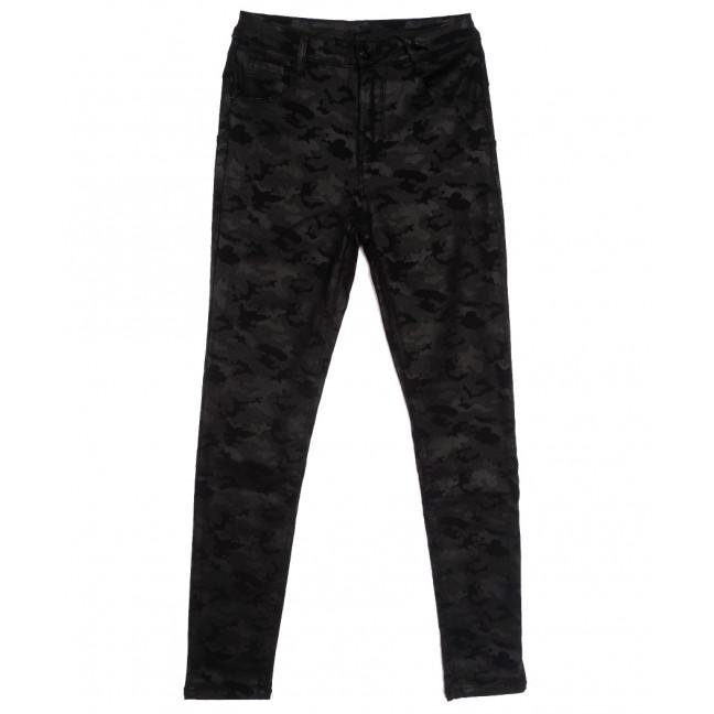 5253 Saint Wish брюки-лосины на флисе черные зимние стрейчевые (XS-XL, 6 ед.) Saint Wish: артикул 1115623