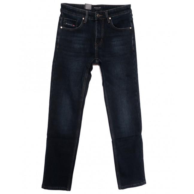 1083 Pаgalee джинсы мужские на флисе синие зимние стрейчевые (30-38, 8 ед.) Pagalee: артикул 1115697