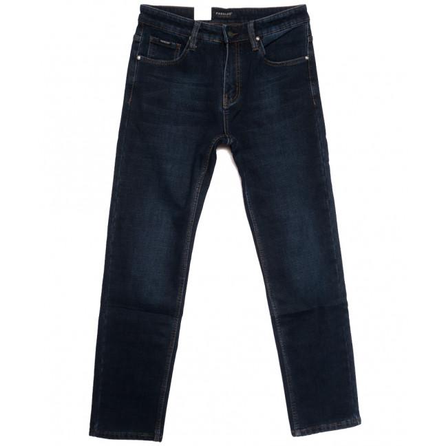 1050 Pаgalee джинсы мужские на флисе синие зимние стрейчевые (29-38, 8 ед.) Pagalee: артикул 1115712