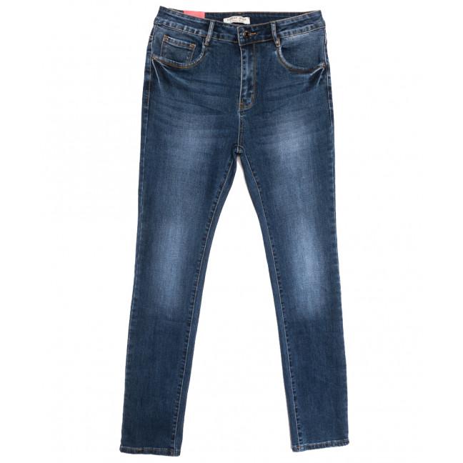 5228 Forest Jeans джинсы женские батальные синие осенние стрейчевые (30-36, 6 ед.) Forest Jeans: артикул 1115540