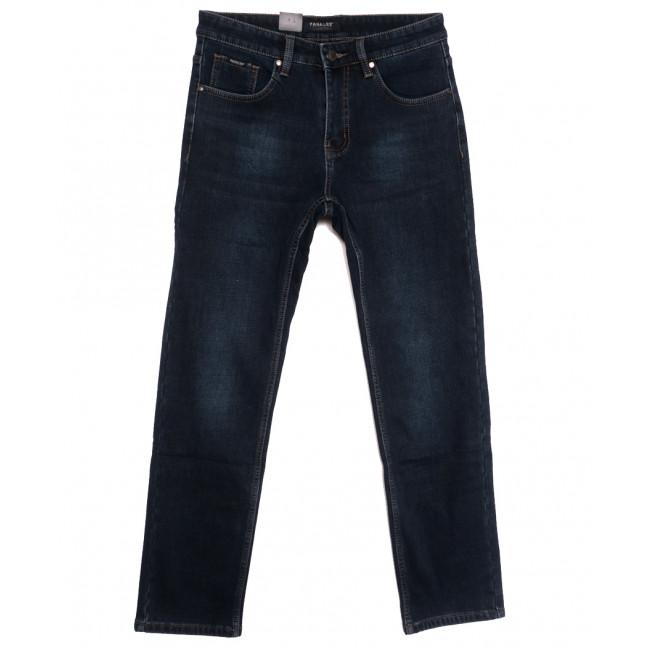 1094 Pаgalee джинсы мужские полубатальные на флисе синие зимние стрейчевые (32-36, 8 ед.) Pagalee: артикул 1115698