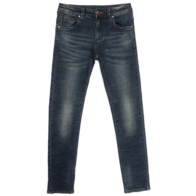 18119 Star King джинсы мужские молодежные синие осенние стрейчевые (27-33, 7 ед.) Star King: артикул 1115443