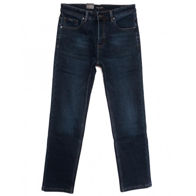 1069 Pаgalee джинсы мужские на флисе синие зимние стрейчевые (30-38, 8 ед.) Pagalee: артикул 1115708