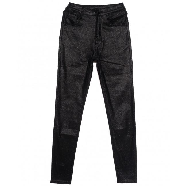 7802-16 Saint Wish брюки-лосины на флисе черные зимние стрейчевые (25-30, 6 ед.) Saint Wish: артикул 1115621