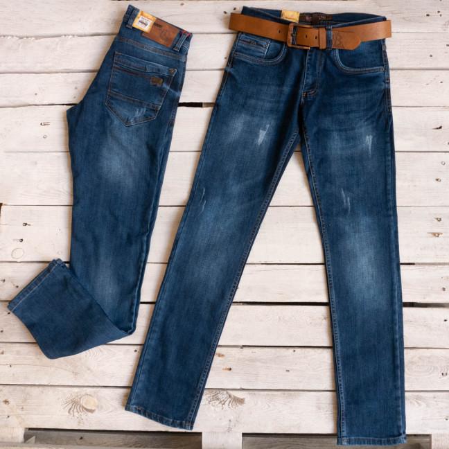 5924 Black Lee джинсы мужские синие осенние стрейчевые (29-36, 7 ед.) Black Lee: артикул 1116917