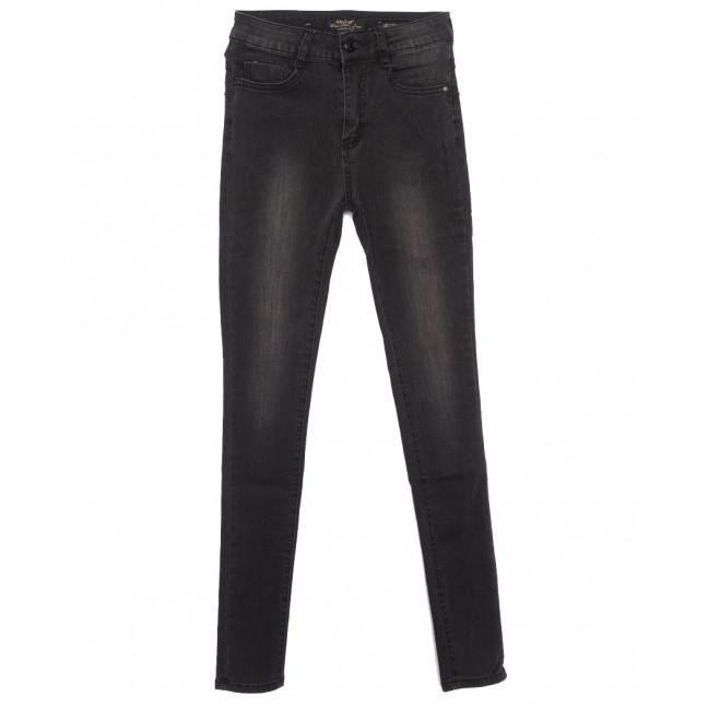 5415 Gallop джинсы женские серые осенние стрейчевые (25-30, 6 ед.) Gallop: артикул 1116897