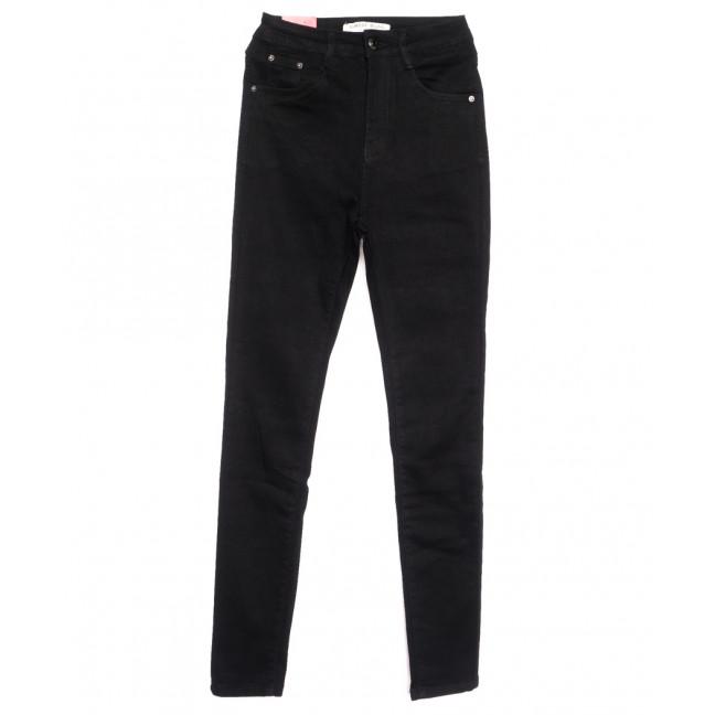 5283 (5283-Z) Forest Jeans американка черная осенняя стрейчевая (25-30, 6 ед.) Forest Jeans: артикул 1116405
