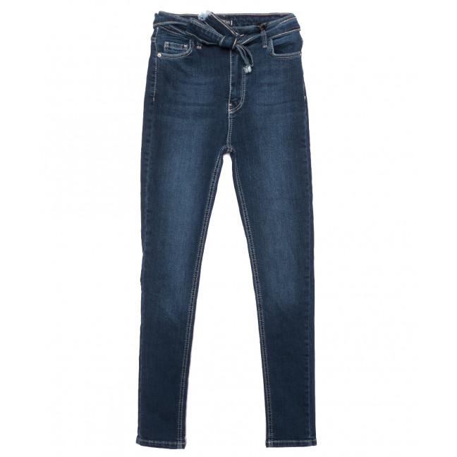 1180-7 Real Focus джинсы женские синие осенние стрейчевые (25-30, 6 ед.) Real Focus: артикул 1116894