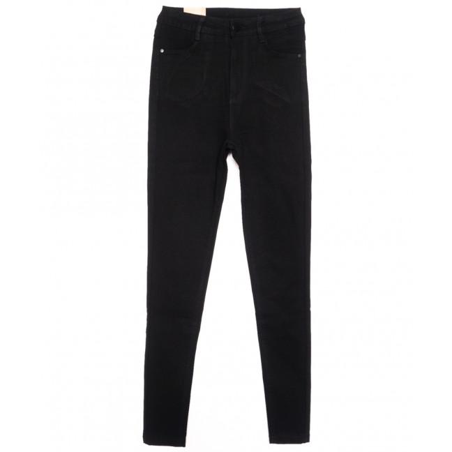 0717 (0717-L) Forest Jeans американка черная осенняя стрейчевая (25-30, 6 ед.) Forest Jeans: артикул 1116401