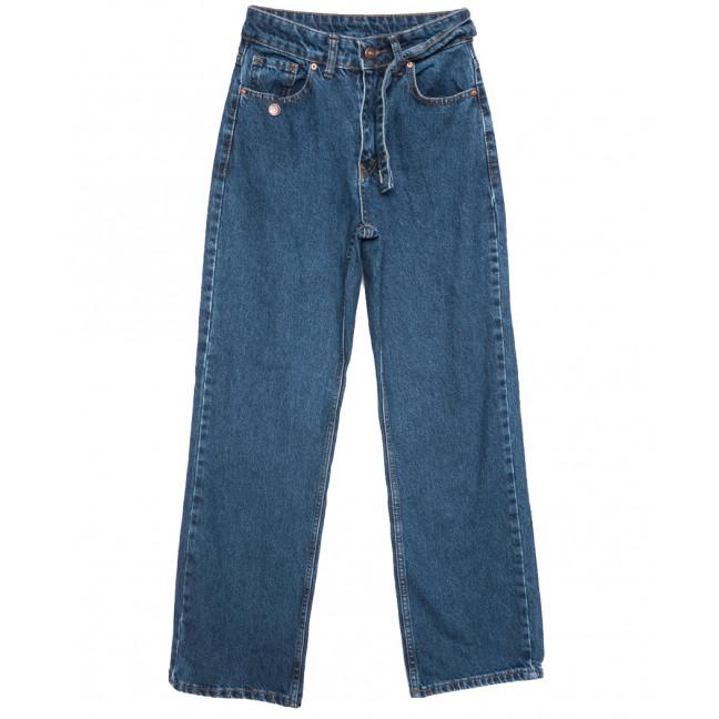 4238 джинсы женские синие осенние коттоновые (25-32, 8 ед.) Джинсы: артикул 1116421